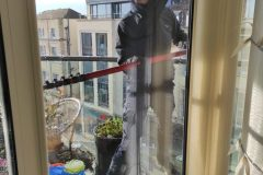 balcony window cleaning clifton bristol