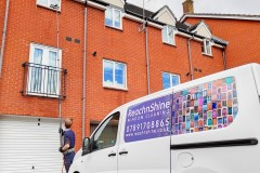 Filton-residential-cleaning-van